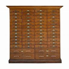 american oak multi drawer file cabinet for sale at 1stdibs