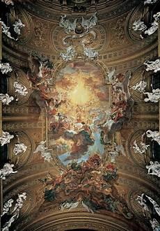 battista gaulli triumph of the name of jesus