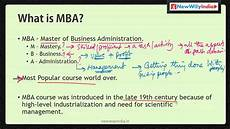 What Can You Do With An Mba Mba 101 What Is Mba Best Mba Lectures For Beginners