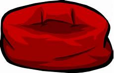 Fuf Bean Bag Sofa Png Image by Beanbag Chair Club Penguin Wiki Fandom Powered By
