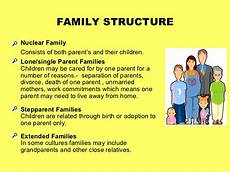 Family Structure Family