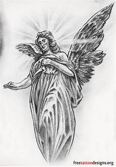 Female Angel Designs 105 Best Angel Tattoos Amp Designs With Meanings