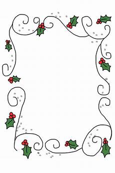 Free Christmas Clipart Borders Printable 1000 Images About Christmas Letter Printables On
