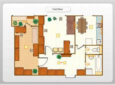 Interior Design Office Layout Plan Design Element   Building Drawing Software for Design Office