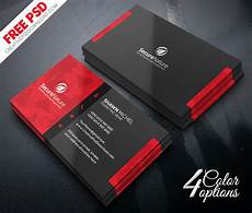 Premium Business Cards Premium Corporate Business Card Psd Freebie