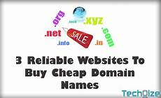 Buy A Domain Name Cheap Techoize Technology And Blogging Tips