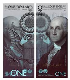 Us Currency Designs The Us Dollar Gets A Cool New Look By Designer Andrey