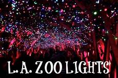 La Zoo Lights Family Celebration Discount Tickets To See La Zoo Lights Socal Field Trips