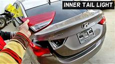 Hyundai Elantra Light Removal How To Remove And Replace Inner Light On Hyundai