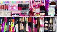 makeup collection my makeup collection by glitterforever17