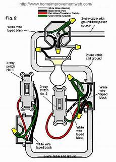 How To Wire 3 Lights To One Switch Diagram How To Install Fix A Three Way Switch D Dan Wood