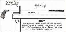 Golf Club Swing Weight Chart Golf Club Swingweight Calculator Hireko Custom Golf