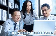 Stock Broker Salary Stock Broker Salary