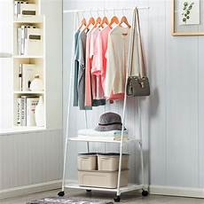 hanging clothes rack on wheels aliexpress buy multi function triangle coat rack