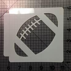 Football Stencil Printable Football Stencil 100