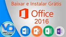 Microsoft Gratis Como Baixar Instalar E Ativar O Microsoft Office 2016