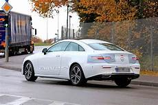 2020 mercedes e class facelifted 2020 mercedes e class coupe leaves hideout for