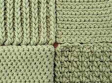 a guide to knit look crochet stitches the valley