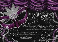 Masquerade Ball Invitation Template Free Bella Luella Masquerade Parties For Spring And Summer