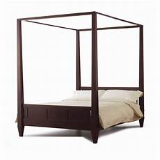 size modern canopy bed frame in from hearts attic bed