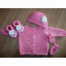 knitted baby set infant toddlers clothing totu s