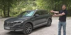 Volkswagen 2019 Touareg Price by 2019 Vw Touareg Is A Half Price Bentley Bentayga That Will