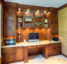 awesome built in cabinet and desk for home office
