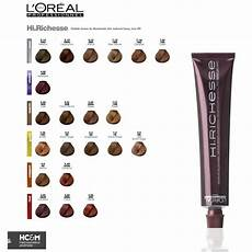 Loreal Hair Color Color Chart L Or 233 Al Professionnel Hi Richesse Color Chart