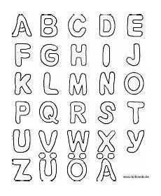 Abc Malvorlagen Gratis Buchstabenvorlagen Im Abc Spezial Im Kidsweb De