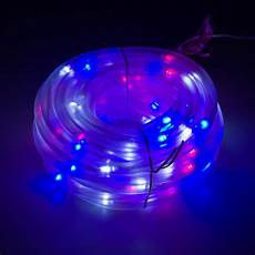 Solar Christmas Lights Walmart Solar Powered 100 Led Rope Outdoor Garden Landscaping