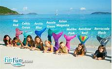Size Chart For Mermaid Tropical Orange Mermaid Size S W Monofin Pro