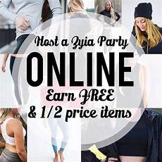 F B Hostess Host A Virtual Zyia Party Just Gather Your Fb Friends I