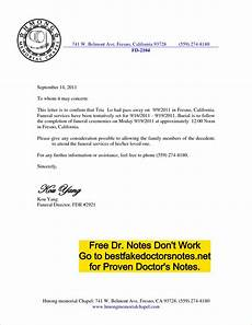 Hospital Note 4 Easy Ways To Use A Printable Fake Doctors Note Bellamy