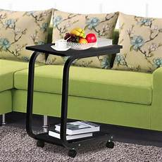 Sofa Snack Table 3d Image by Sofa Side Table Tray End Table Slide With