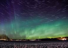 Solar Northern Lights Free Images Light Night Atmosphere Green Aurora