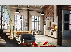 40 Loft Living Spaces That Will Blow Your Mind   Home Magez