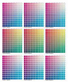 Hisandher Com Color Chart Sample Cmyk Color Chart 8 Free Documents In Pdf