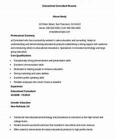 Free Education Resume Template 10 Education Resume Templates Pdf Doc Free Amp Premium