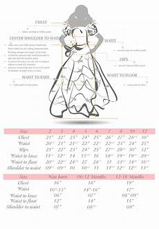Tutu Dress Size Chart Sizing Chart Guidelines In 2020 Diy Tutu Dress Girl