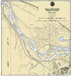 Mohawk River Depth Chart Mohawk River Scotia Nautical Chart νοαα Charts Maps