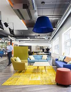 Designer Office Seating A Look Inside Compassion S New Fleet Hq Workspaces