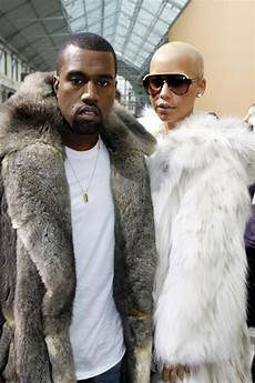 kanye west coats in furs joan rivers kanye west and