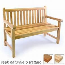 panchine in legno da giardino panchina da esterno e giardino in legno di teak a 2 posti