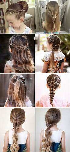 50 cute back to school hairstyles for little girls my