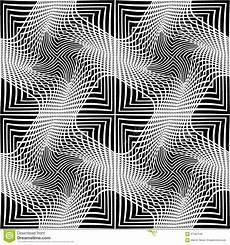 Abstract Art Black And White Patterns Vector Modern Seamless Geometry Pattern Line Art Black