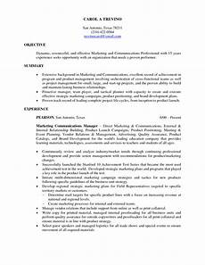 Objective In Resume Examples 15 Objective Resume Examples Samplebusinessresume Com