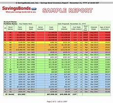 Ee Bond Value Chart Download Value Of Series Ee Bonds At Maturity Gantt