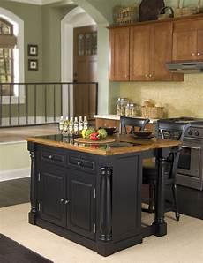 granite islands kitchen home styles monarch granite top kitchen island two stools