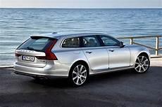 Volvo V90 by Volvo V90 2016 2017 Autoevolution