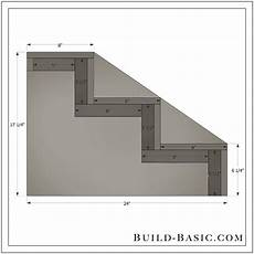 build diy steps building plans by buildbasic www